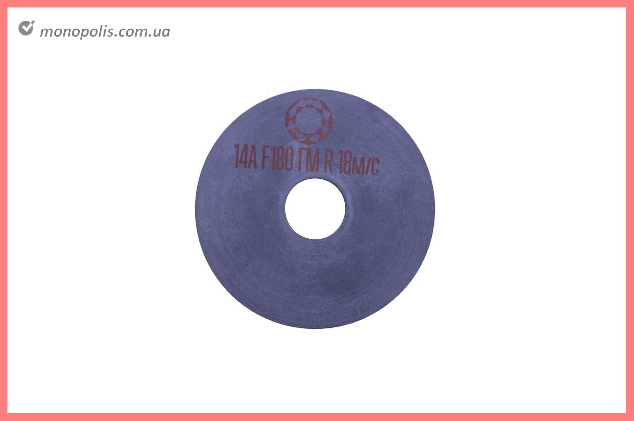 Круг вулканитовый Pilim - 125 x 6 x 32 мм x P180