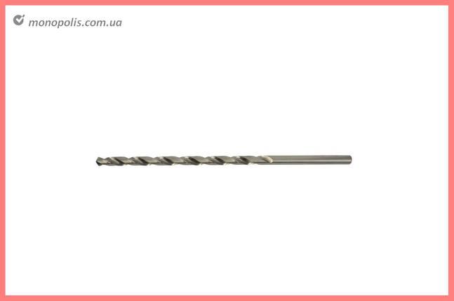 Сверло по металлу удлиненное Intertool - 6,5 мм 5 шт., фото 2