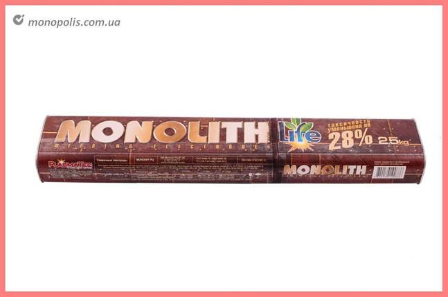 Электроды PlasmaTec - Monolith 3 мм х 4 шт. (РЦ), фото 2