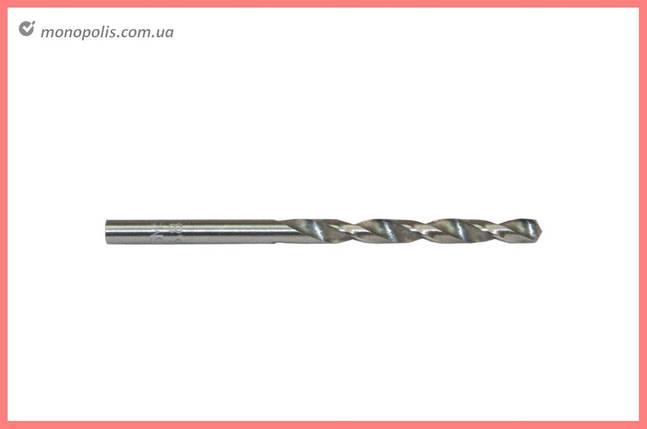 Сверло по металлу Mastertool - 3,8 мм 10 шт., фото 2