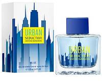 Мужская туалетная вода Antonio Banderas Urban Seduction Blue, 100 мл