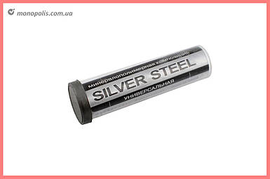 """Холодная сварка """"Silver Steel"""" Vita - 40 г"""