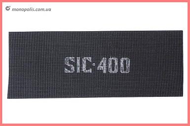 Сетка абразивная Intertool - 105 х 280 мм, Р400 (в комплекте 10 шт.)