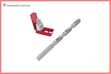 Набор сверл по металлу Intertool - 13 шт. (2-8 мм)