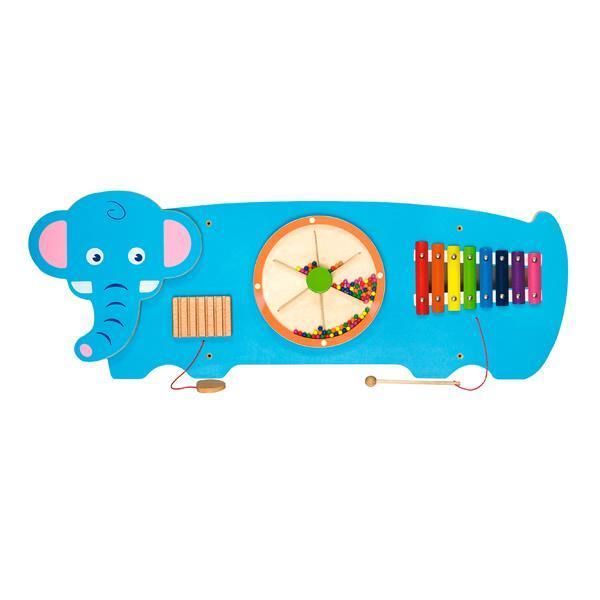 Бизиборд Viga Toys Слоник (50472)