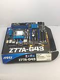 Материнская плата MSI Z77A-G43 (Socket LGA 1155, Intel Z77), фото 6