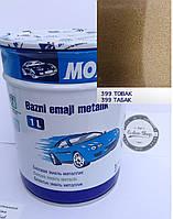 Базовая эмаль (металлик, UNI) MOBIHEL 399 - ТАБАК, 1л