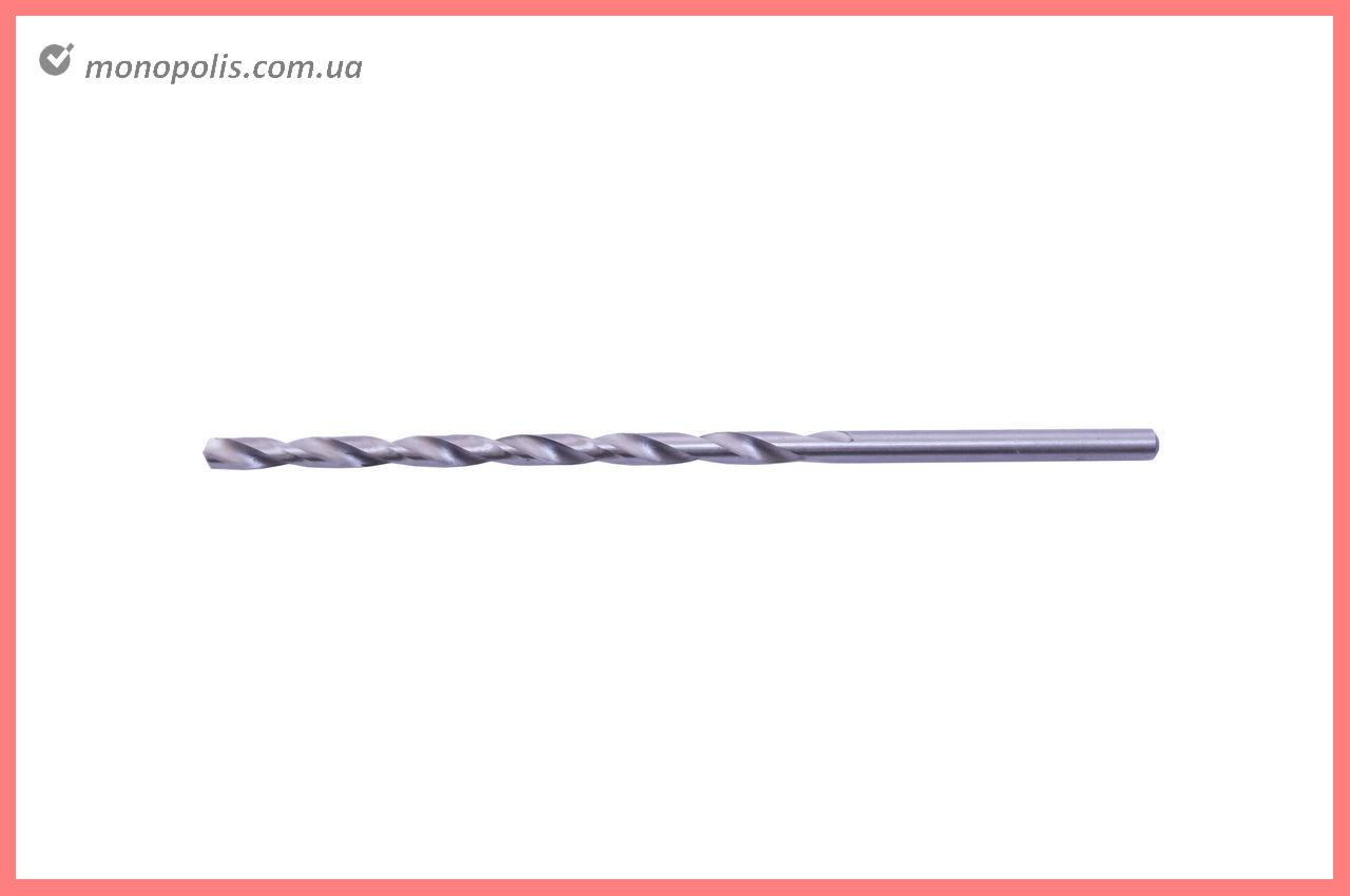 Сверло по металлу Apro - 2,5 мм, удлиненное Р6М5 10 шт.