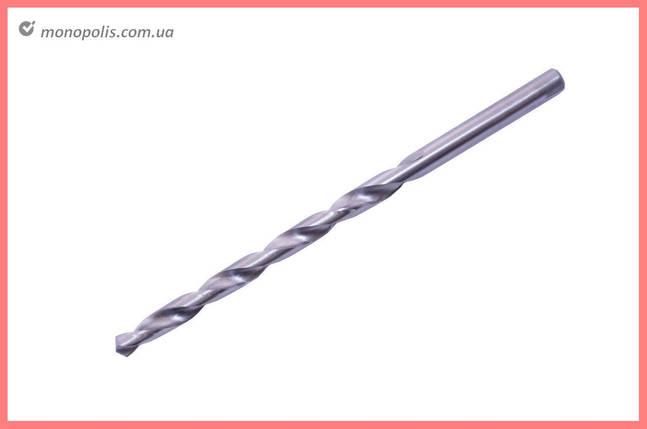 Свердло по металу Apro - 4,2 мм, подовжене Р6М5, фото 2