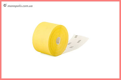 Шлифовальная шкурка Intertool - 115 мм x 50 м x P36 бумага