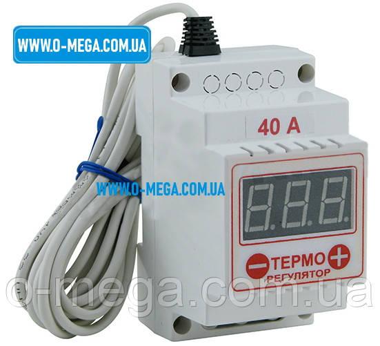 Цифровий Терморегулятор ЦТРД8-2ч (-55...+125)