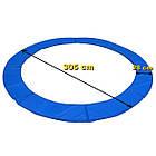 Защита накидка на пружины батута 300-312 см из ПВХ (10 фт), фото 8