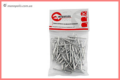 Заклепка Intertool - 3,2 х 10,0 мм (50 шт.)