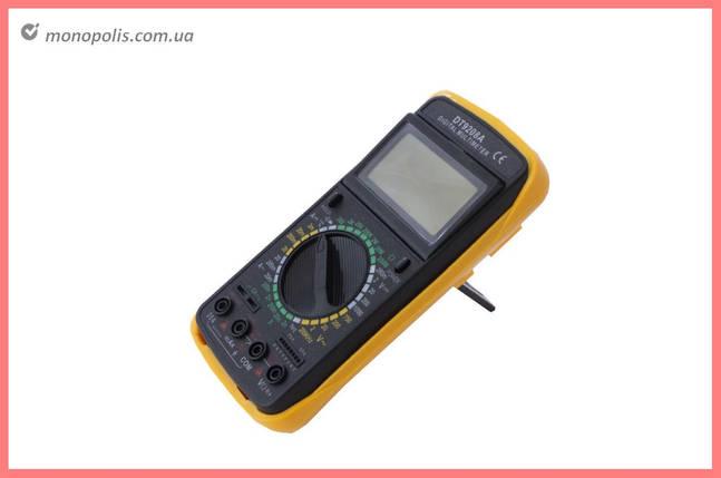 Мультиметр Digital Multimeter - DT-9208A, фото 2