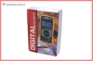 Мультиметр Digital Multimeter - DT-9208A, фото 3