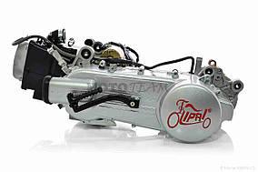 Двигатель  GY6 150  под два амортизатора  LIPAI  (1P57QMJ)