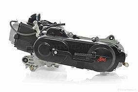 Двигатель  GY6 80cc  43cm, под два амортизатора  LIPAI