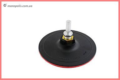 Диск для круга шлифовального Intertool - 125 х 10 мм, с переходником