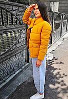Куртка женская «Карман»