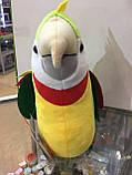 Мягкая игрушка Попугай 00365, фото 2