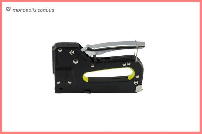 Степлер Housetools - 4-14 мм металл 41K903, фото 2