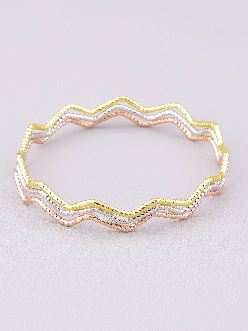 Браслет медицинское золото Xuping Jewelry  Jewelry 16 см  покрытие изделия позолота и родий