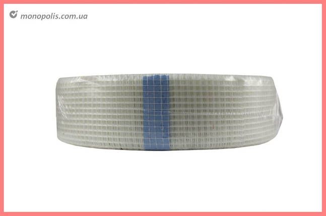 Лента стеклотканевая Super Clear - 100 мм x 20 м, фото 2