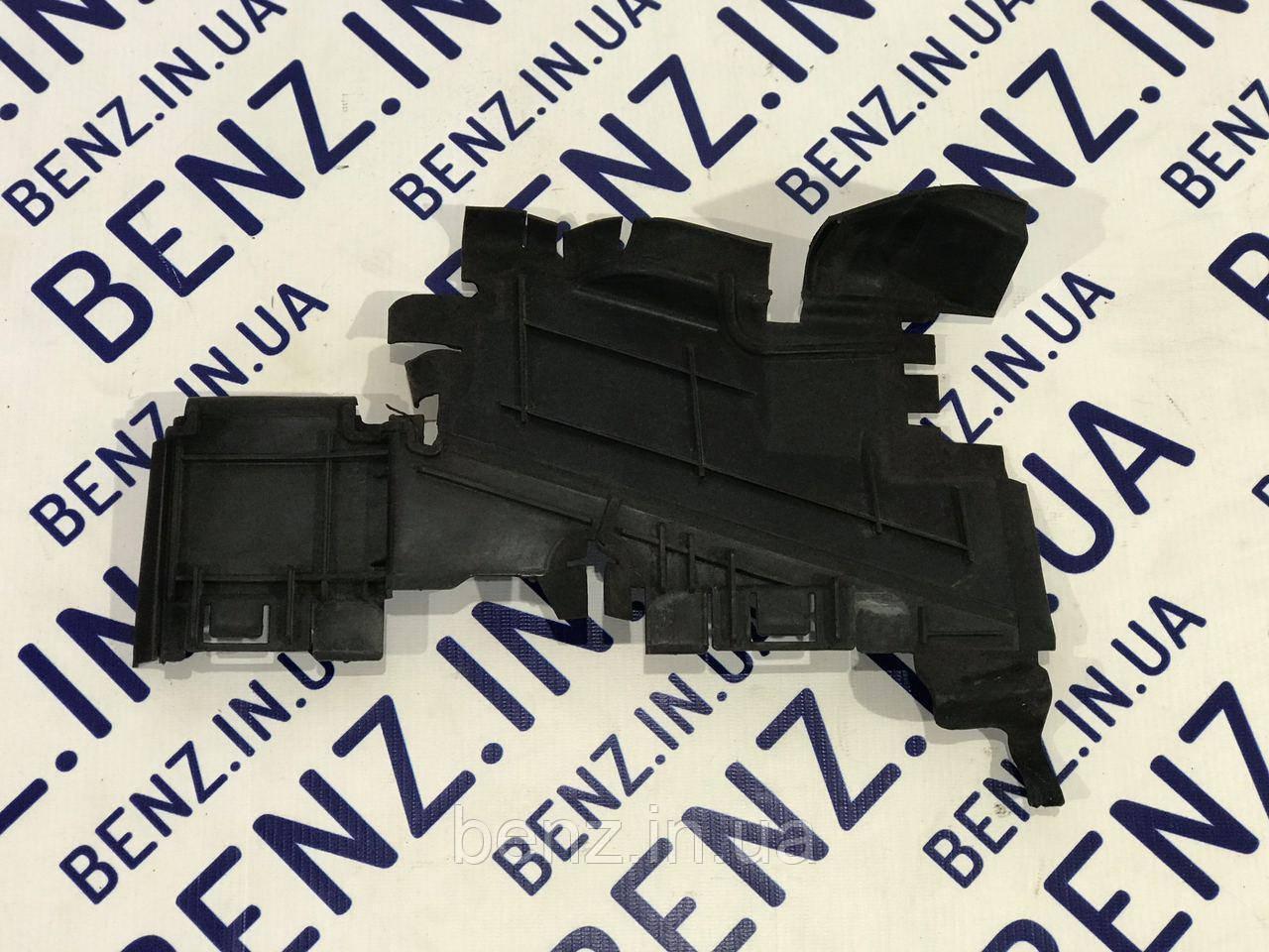 Воздуховод основного радиатора боковой левый W212/S212 A2125054630