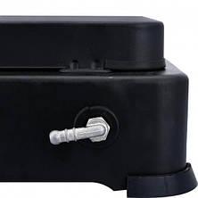 Газова плита таганок LEXICAL LGS-2814-2 настільна на 4 конфорки, фото 3
