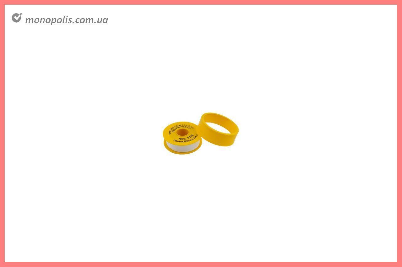 Фум лента PRC - 100 м x 19 x 0,2 мм
