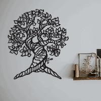 Объемная картина из дерева Bonsai tree (Дерево Бонсаи)