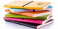 Дневники, альбомы и блокноты