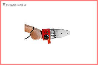 Паяльник пластикових труб Intertool - 800 Вт x 20-32 мм, фото 2