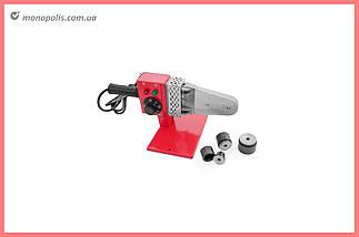 Паяльник пластиковых труб Intertool - 800 Вт x 20-32 мм, фото 2