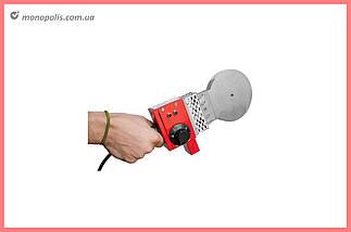 Паяльник пластиковых труб Intertool - 800Вт x 75-110мм, фото 2