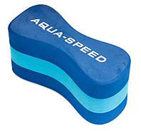 """Калабашка Aqua-speed ÓSEMKA """"3"""" JUNIOR BLUE"""
