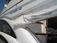 Арендуя, или взяв на прокат моторную яхту Princess 42 в Одессе, трансфер до яхтклуба — бесплатно