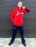 """Тёплый мужской спортивный костюм на байке """"JOMA"""" в расцветках"""