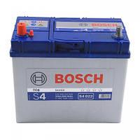 Аккумулятор автомобильный Bosch S4 022 45Ah 330A 0092S40220