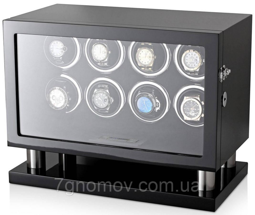 Шкатулка для подзавода часов, тайммувер для 8-и часов Rothenschild RS-8008BF-D