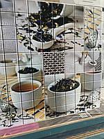 Панель листова декоративна ПВХ Чай