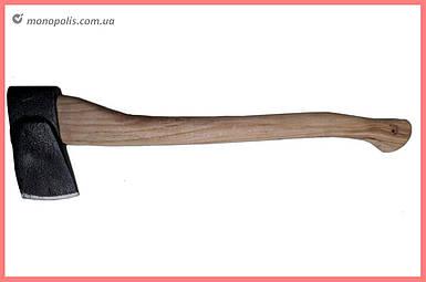 Топор-колун DV - 1300 г, ручка дерево