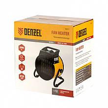 Denzel DHC 3-150 Теплова гармата, керамічний нагрівач (тепловентилятор)
