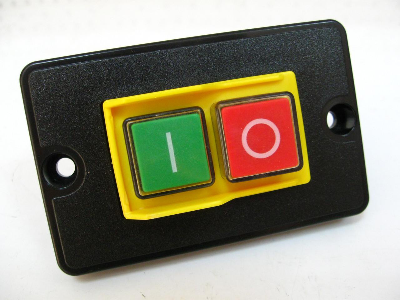 Кнопка бетономешалки Кентавр 4 контакта, 6А