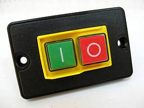 Кнопка бетономешалки Кентавр 4 контакта, 6А, фото 2