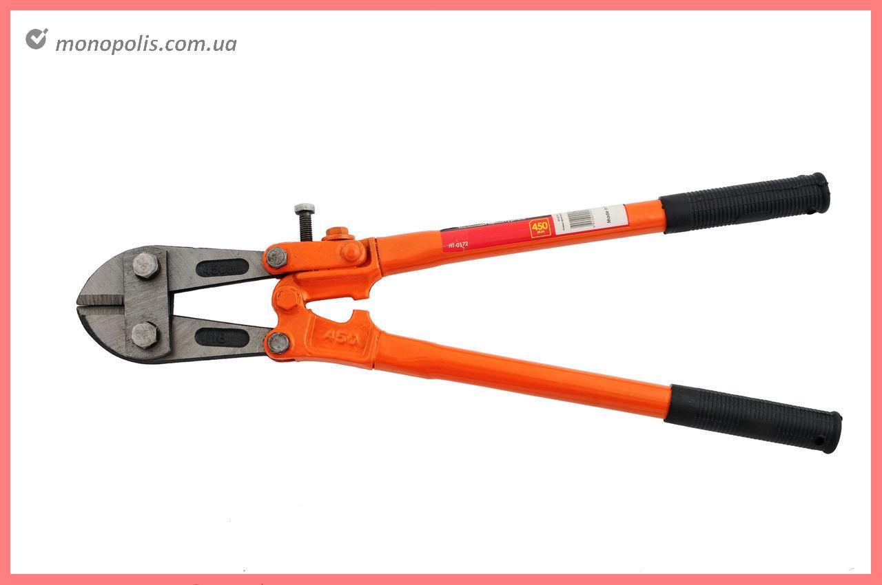Ножиці арматурні Intertool - 450 мм