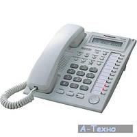 Системний тел-н PANASONICKX-T7730 (аналоговий, 12 кнопок, ЖКД, спикерфон)