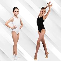 Купальник майка тренировочный для гимнастики и хореографии