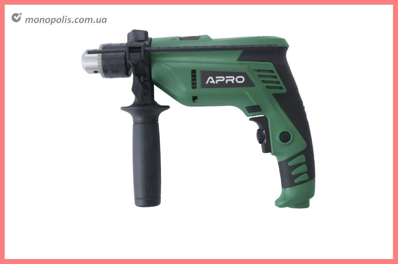 Дрель ударная Apro - УД 850