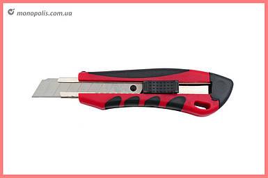 Нож Intertool - 18 мм, дробилка